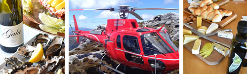 The Ultimate Long Lunch Helicopter Wine Tour is at the pinnacle of Tourism in Tasmania. Limo transfer, Scenic Helicopter Flight, Crayfish and Wine, cheese and chocolates!
