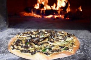 The Funky Fungi is arguably the best pizza most have tasted